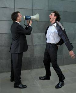 Giving Salespeople Their Marching Orders